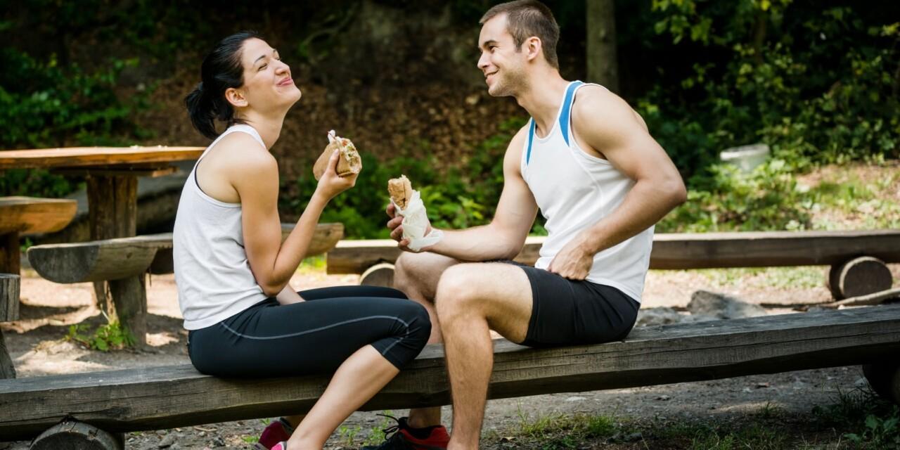 Aanpassingen maken in je leefstijl:Eat, move, talk