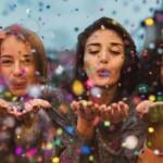 Carnaval met Caat: een kleurige en gezonde borrelplank