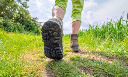 Van slenteren tot sprinten, zet je voeten in beweging